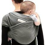 Je Porte Mon Bebe Stretchy Wrap (4)