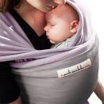 Je Porte Mon Bebe Stretchy Wrap (3)